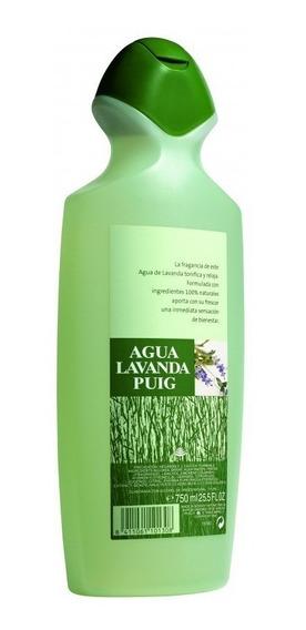 Agua De Lavanda Puig Cologne Antonio Puig 750ml Original