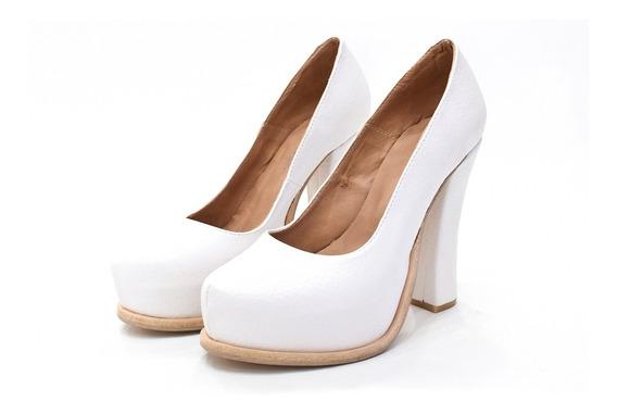 Zapato Mujer Dama Moda Plataforma 2020 Art 620 Heredera