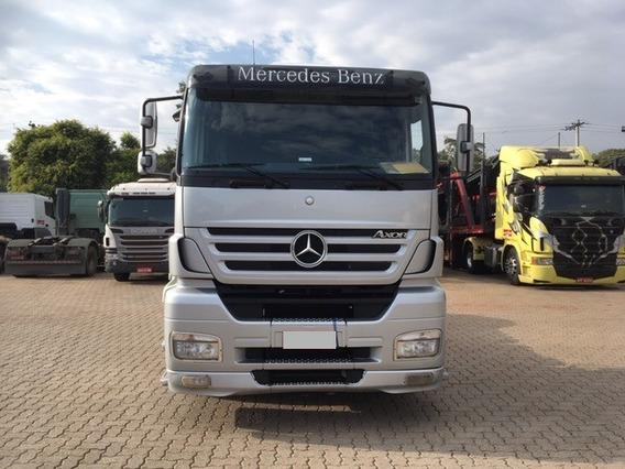 M.benz Axor 2040-s 11/11 Premium Gustavo-caminhões