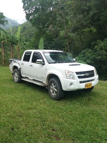 Chevrolet Luv D-max 4×4 2011