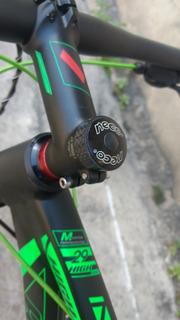 Bike Hibrida High One Revolution N.17 M. Quase 2 Meses De Us