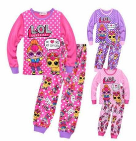 85b82dc01d Pijama Lol Para Niña en Mercado Libre México