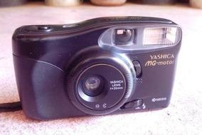 Câmera Fotográfica Yashica Mg-motor
