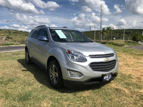 Chevrolet Equinox 2017 2.4 Ltz At Impecable