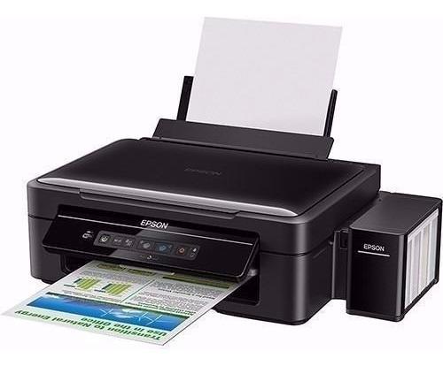 Multifuncional Epson L355 + Bulk Ink + Pronta Entrega