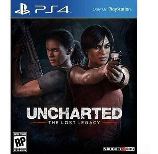 Uncharted: The Lost Legacy Ps4 - Juego Fisico - Prophone