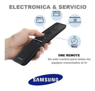 Samsung Control Smart One Remote Mu6 Mu7 Nu Original 2da Sel