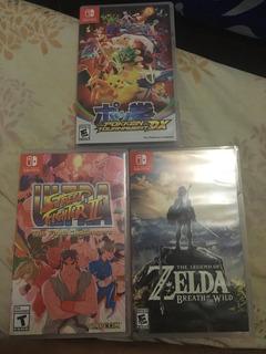Juegos De Nintendo Switch