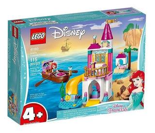 Lego Disney Princesas Castillo En La Costa De Ariel 41160