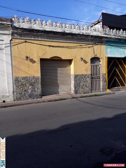 Terreno De Oportunidad, En El Centro De Maracay