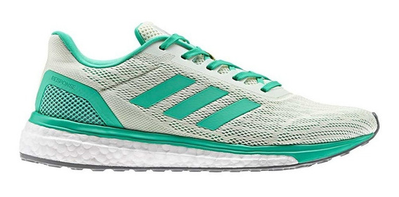 Tenis adidas Response Boost Mujer Correr Gym