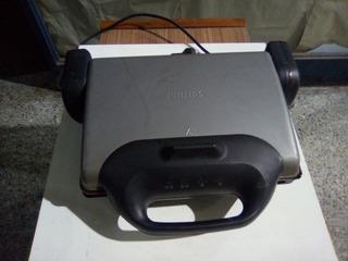 Grill Electrico Philips - Funciona - En Congreso