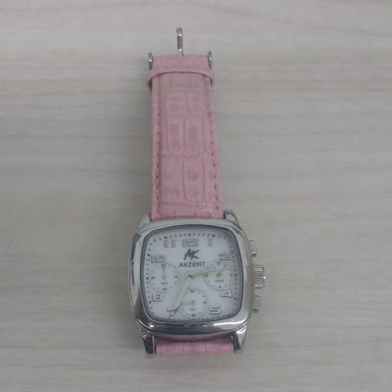 Relógio Akzent Original - Alemão Importado