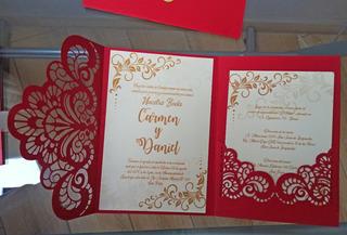 Tarjetas De Invitaciones Para Matrimonio Civil En Mercado