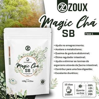 Magic Chá Zoux 120g Emagrecedor