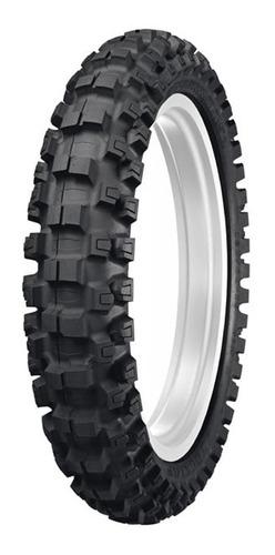Cubierta Moto Neumatico 100 100 18 Mx52 Dunlop Riderpro