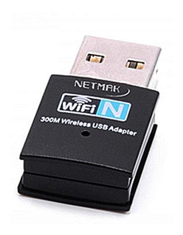 Netmak Nm-cs300 Adaptador Usb Wifi 300mbps Banda N
