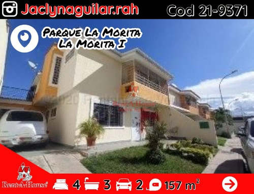 Townhouse En Venta La Morita Parque La Morita Cd 21-9371 Jja