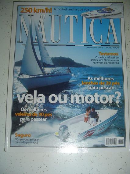 Revista Nautica 205 Spirit Of Brazil Veleiros 2005 Fret Grat