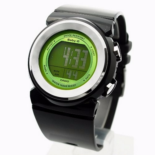 Relógio Casio Digital Baby-g Feminino Original Bgd-100-1bdr