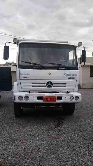Volqueta Mercedes Benz