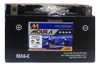 Bateria Suzuki Burgman 125 Ma6-e
