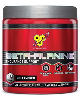Beta Alanina 300g Pó 75 Doses - Bsn Importada = Optimum On