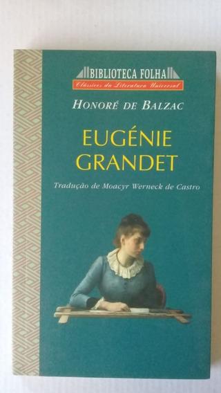 Livro: Eugénie Grandet - Balzac - Biblioteca Folha 9 -