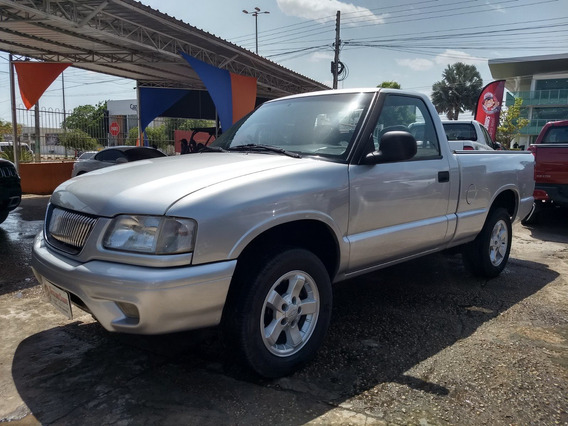 Chevrolet S10 2.2 Mpfi Std 4x2 Cs 8v Gasolina 2p Manual