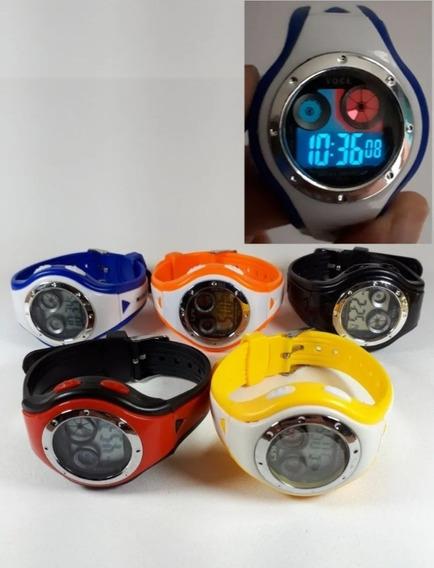 Relógios Infantis Unissex Em Atacado 10 Unidades