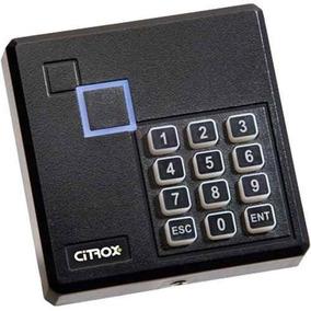 Leitor De Cartão De Proximidade C/ Teclado Rfid 13mhz Citrox