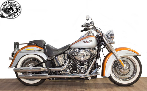 Imagem 1 de 4 de Harley Davidson - Softail Deluxe