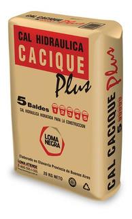 Cal Cacique Plus 20kg (5 Baldes)