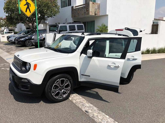 Jeep Renegade 1.8 Litude 4x2 At 2018