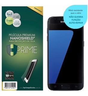 Pelicula Hprime Galaxy S7 Nanoshield + S7 Traseira Curves