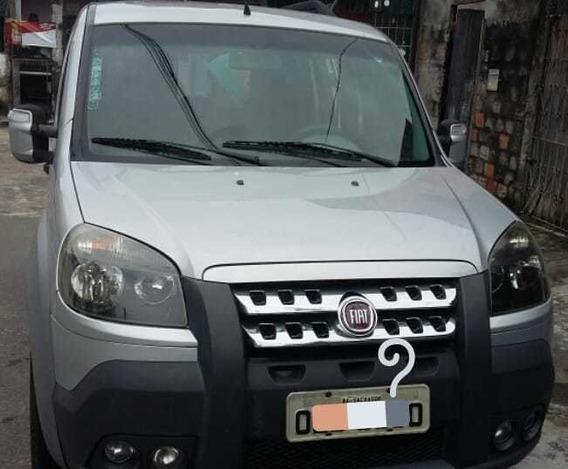 Fiat Doblo 1.8 Flex 132cv. 6/p,único Dono Bxa.klm./tda.orig.
