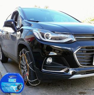 Juego De Cadenas Nieve Y Barro Chevrolet Tracker 215/55/18