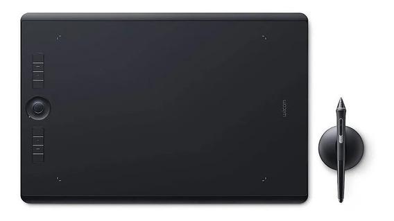 Mesa Digitalizadora Wacom Pth460 Intuos Pro Pequena 37490