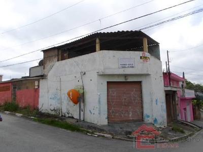 Locação - Salão Comercial Jardim Santa Isabel / Cotia/sp - 4863