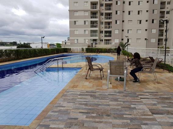 Apartamento Com 3 Dormitórios À Venda, 63 M² Por R$ 350.000 - Ap9775