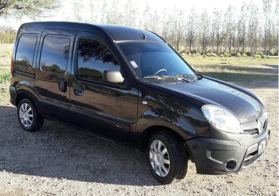 Renault Kangoo 1.6 Furgon 1 P Lc Con Gnc De 5 Generación
