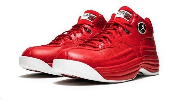 Air Jordan Jumpman 2014 Team 1 Gym Red 644938 601(zeronduty)