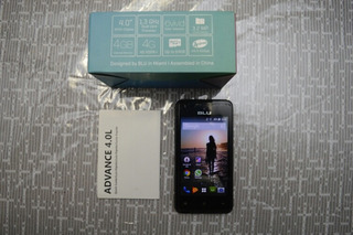 Smartphone Blu Advance 4.0 L