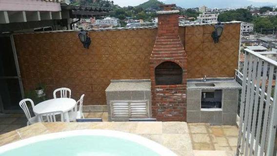 Cobertura-à Venda-praça Seca-rio De Janeiro - Tcco40034