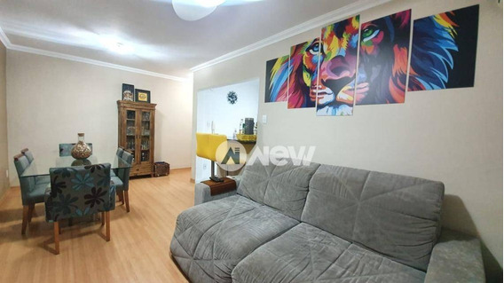 Apartamento Com 2 Dormitórios À Venda, 68 M² Por R$ 290.000,00 - Ouro Branco - Novo Hamburgo/rs - Ap2917