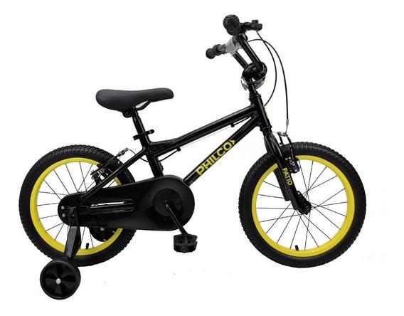 Bicicleta Philco De Niños Patio 16m Fkp16av010m
