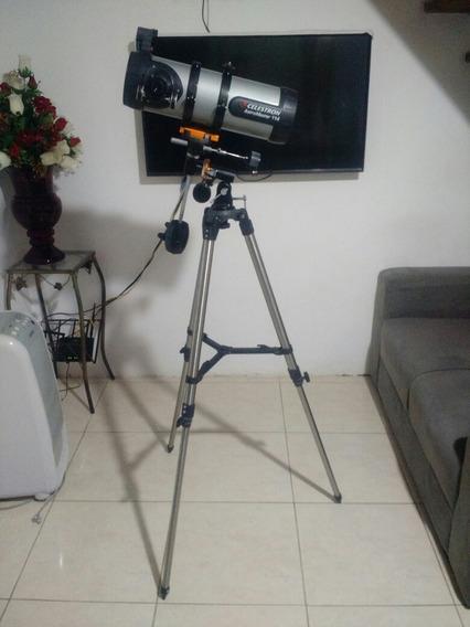 Telescópio Refletor Newtoniano Celestron 114