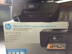 Impressora Hp Multifuncional Office Jet Pro 7510 A3