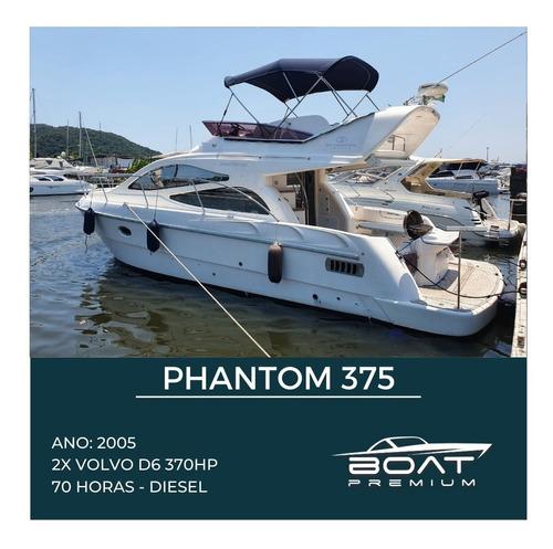 Phantom 375, 2005, 2x Volvo D6 370hp - Sea Ray - Triton
