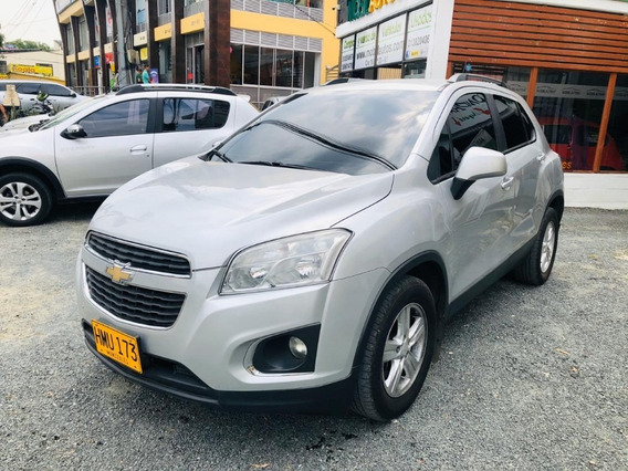 Chevrolet Tracker Lt Automatica Fe 1.8 2015
